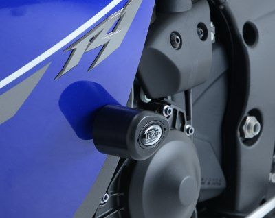 R&G Crash Protectors - Aero Style for Yamaha YZF-R1 2013-2014 [ Drill Kit]