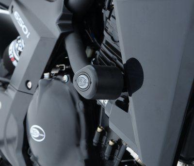 R&G Crash Protectors - Aero Style for WK / CF MOTO 650i '13-
