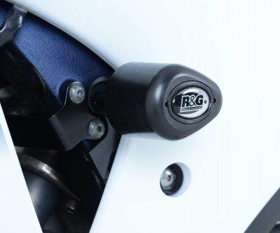 R&G Crash Protectors - Aero Style - Suzuki GSXR1000 K9- [Non-Drill Kit]