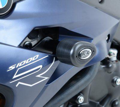 R&G Crash Protectors - Aero Style - BMW S1000R '14-