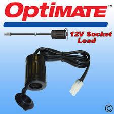 TM68 OptiMate 12V Weatherproof Motorcycle Accessory Socket