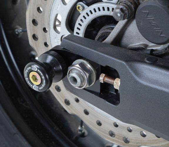 Cotton Reels (Offset) for Honda CBR650F, CB650F '14-  and Africa Twin CRF1000L '16- models