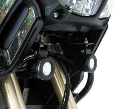 Denali D2 dual-intensity lights, complete kit
