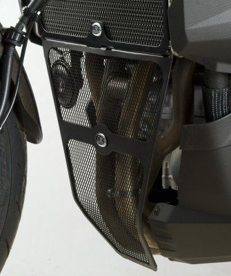 Downpipe Grille - Kawasaki Versys 1000 '12