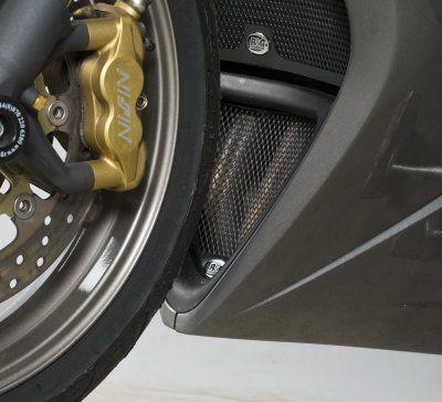 Downpipe Grille - Daytona 675