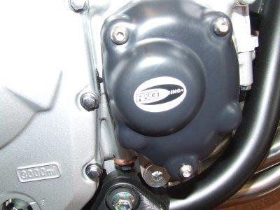 Engine Case Covers - Suzuki GSF 650/1250 Bandit '07-'11-, GSX650F '08- and GSX 1250 FA
